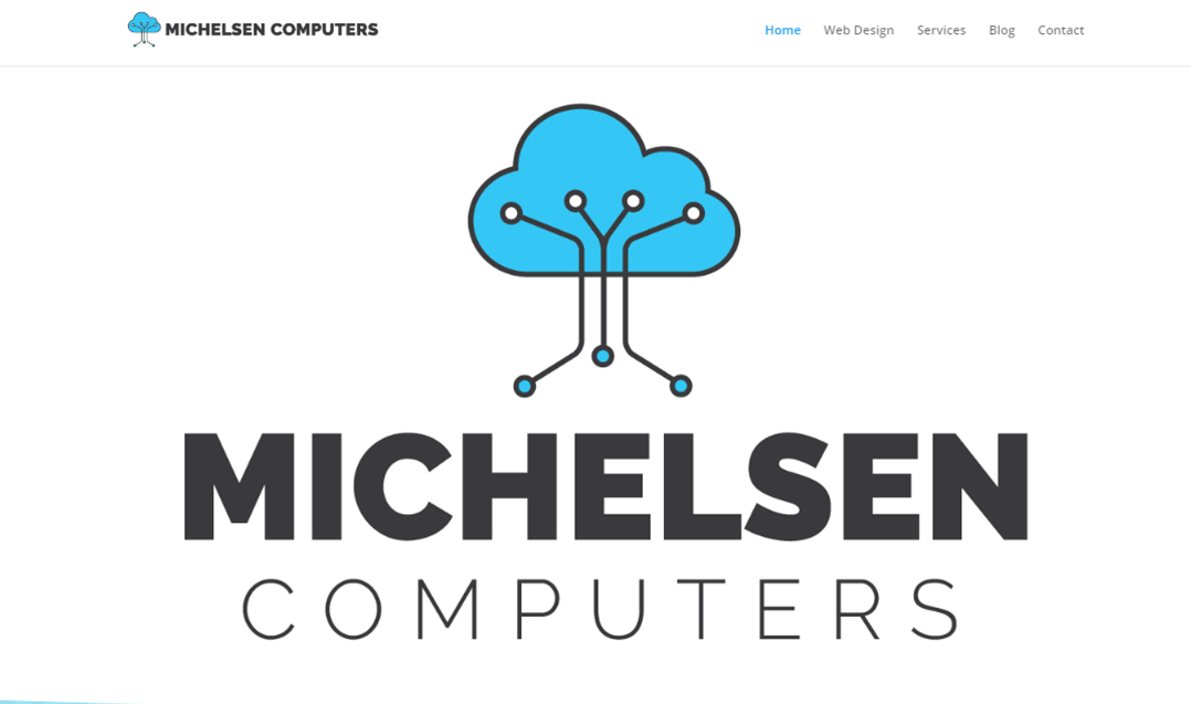 Michelsen Computers New Website